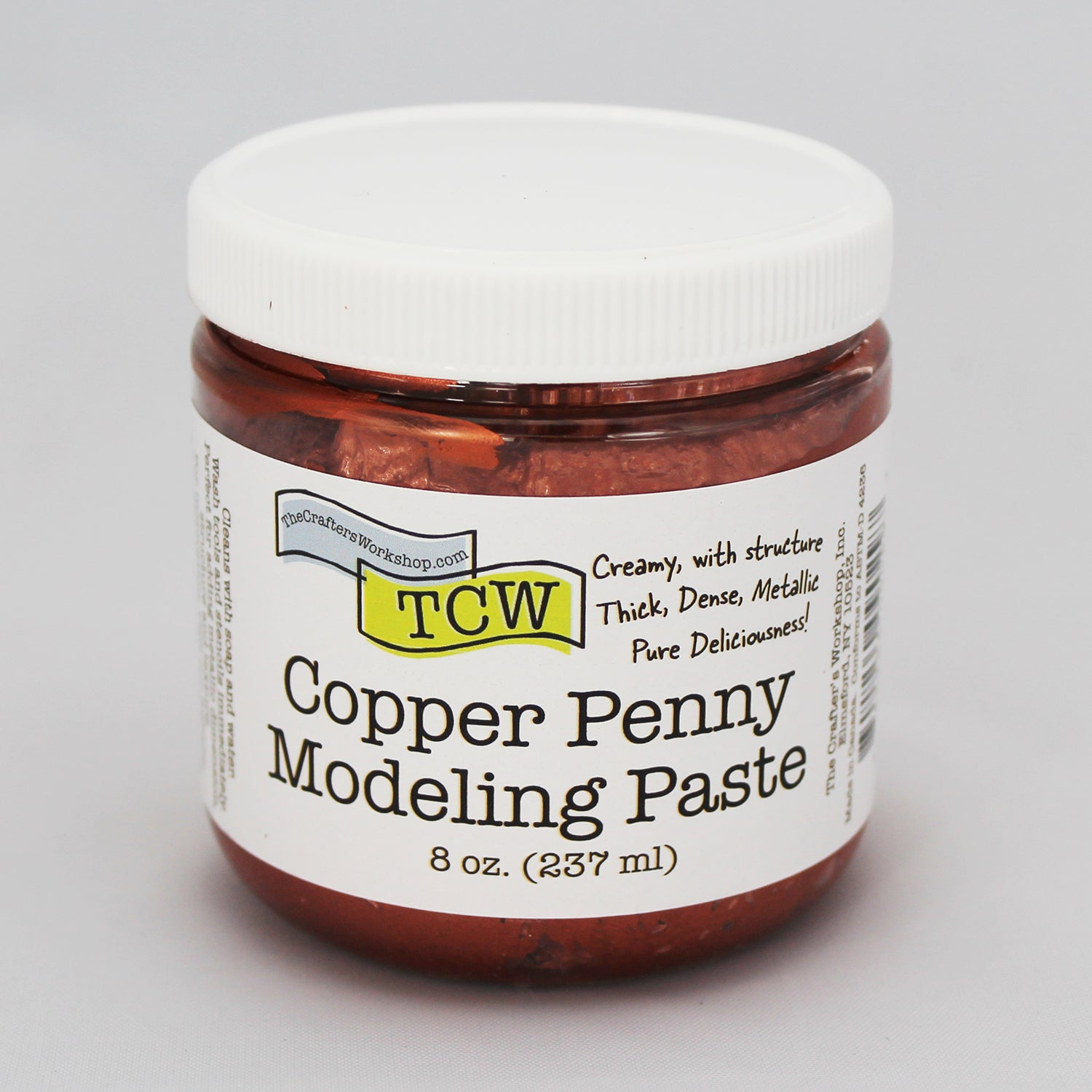 TCW Copper Penny Modelling Paste 8oz