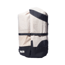 Load image into Gallery viewer, Upcycled Sails Travel Backpack - Large - ARTICHOKE BAGS