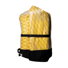 Load image into Gallery viewer, Upcycled Sails Travel Backpack - Medium - Artichoke Bags