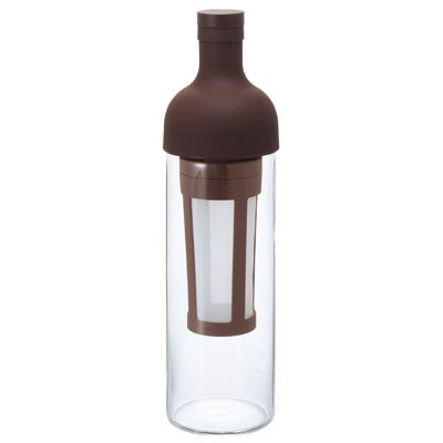 Hario Filter in Coffee Bottle