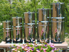 Berkey Gravity-Fed Water Purification Systems