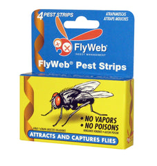 Case of 24 FlyWeb Pest Strips CS-FW-72