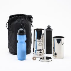 Go Berkey Kit - Lightweight and Easily Transportable