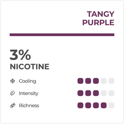 #Flavor_Tangy Purple