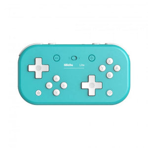 8BitDo Lite Bluetooth Gamepad for Switch/Windows - Turquoise / Yellow