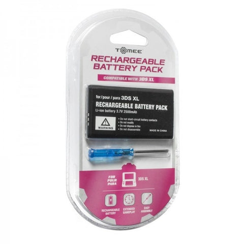 Tomee 3DS XL Replacement Rechargeable Battery