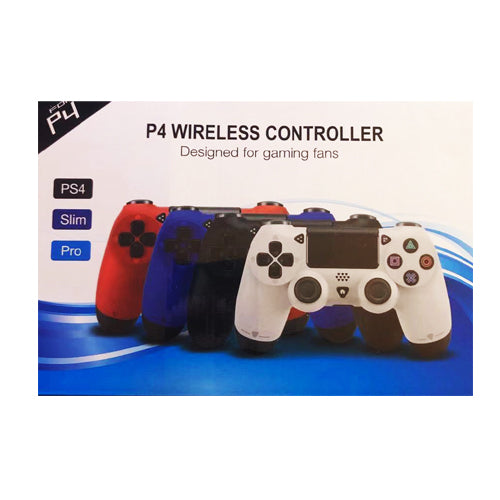 PlayStation 4 Bluetooth Wireless PS4 Controller Game Pad Black/Blue/Red/White