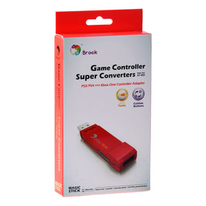 Brook PS3 PS4 to Xbox One Controller Super Converter Gaming Adapter