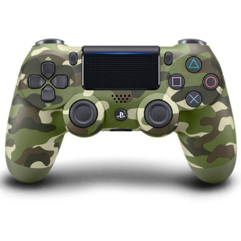Sony PS4 DualShock 4 Wireless Controller (Green Camouflage)