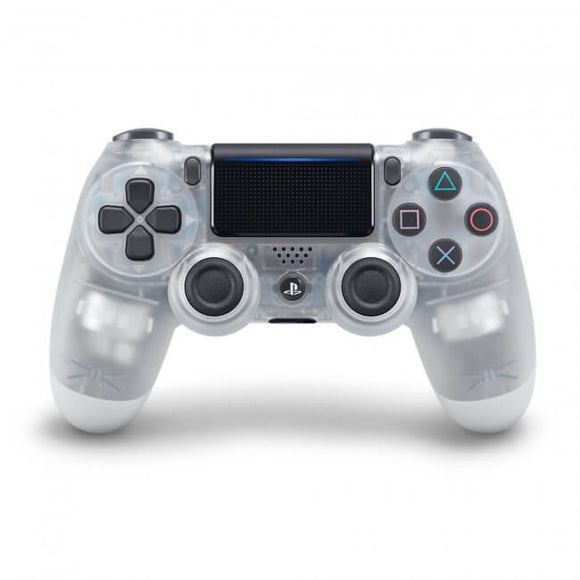 PS4 DualShock 4 Wireless Controller Crystal