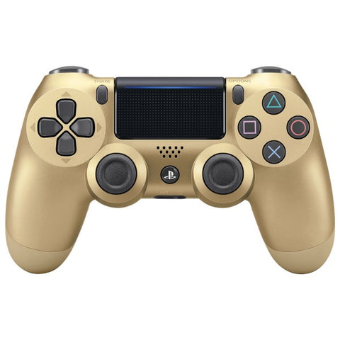 Sony PS4 DualShock 4 Wireless Controller (Gold)