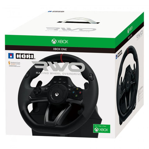 Hori Xbox One Racing Wheel Overdrive