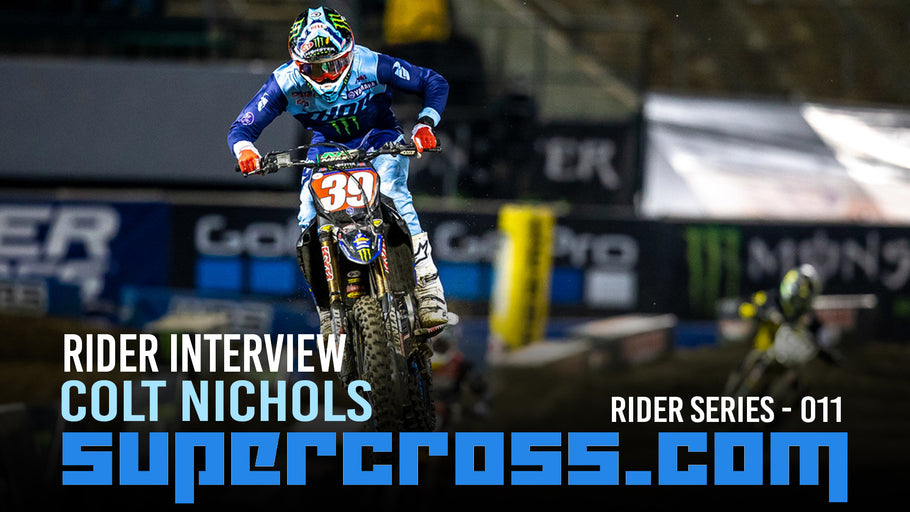 Colt Nichols Interview | 2020 Supercross Motocross Rider