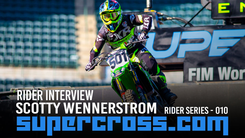 Scotty Wennerstrom | 2020 Supercross Motocross Rider Interview