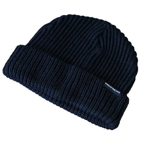 Supercross Beanie | Reversible Supercross Black Beanie