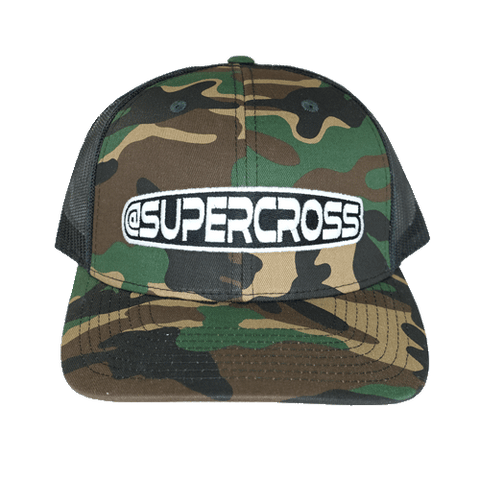 SXSB 1304 | Supercross Snapback Hat