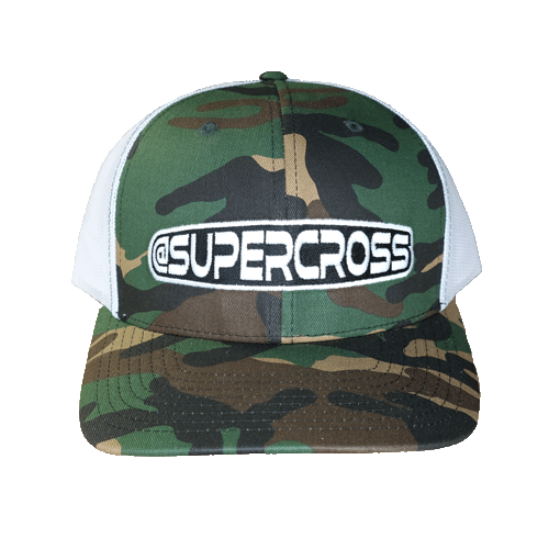 SXSB 1308 | Supercross Snapback Hat