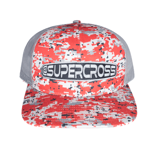 SXSB 1309 | Supercross Snapback Hat
