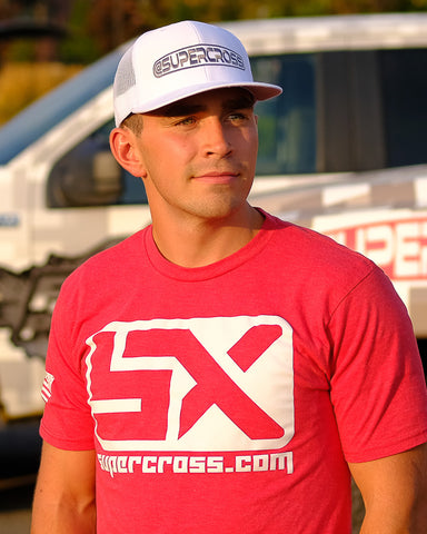 SXSB 1306 | Supercross Snapback Hat