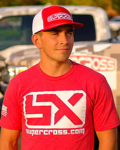SXSB 1317 | Supercross Snapback Hat