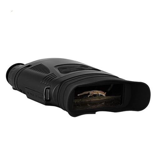True Night Vision Goggles Binoculars - With 2x Zoom & 300m Visibility At Night, Hunting Goggles, Night Vision Hunting Goggles