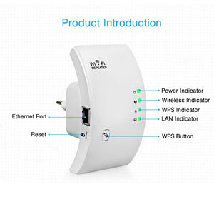 Ultimate High Speed Wifi Repeater Booster Extender