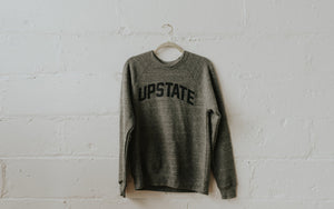 SUGARFOOT UPSTATE CREW - DARK GRAY