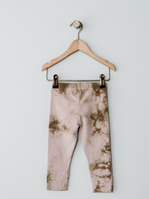 Load image into Gallery viewer, THE SIMPLE FOLK THE TIE-DYE LEGGING - BLUSH
