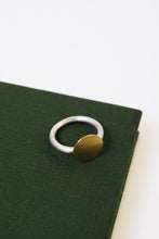 Load image into Gallery viewer, ROAKE.STUDIO THE KEZ COIN RING