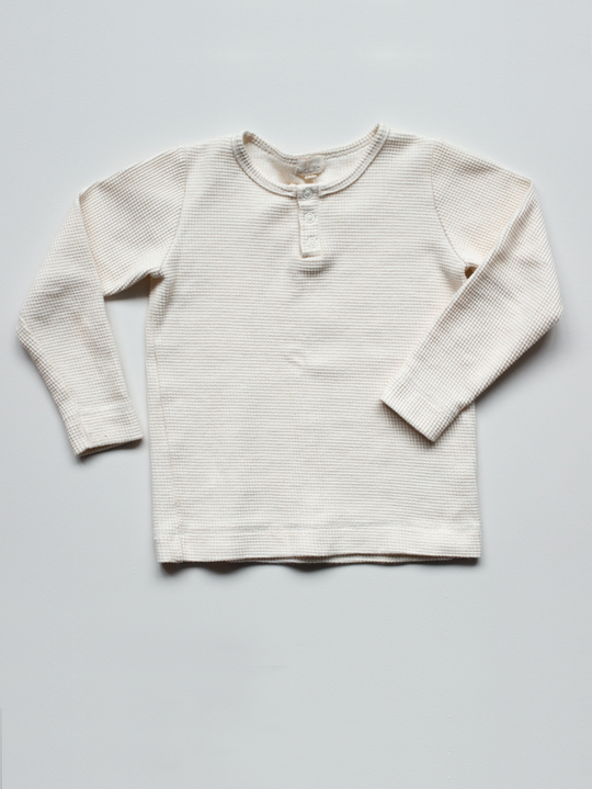 THE SIMPLE FOLK - THE WAFFLE TOP - UNDYED