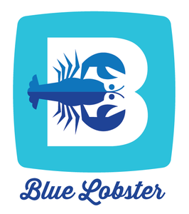 Blue Lobster Art and Puzzles