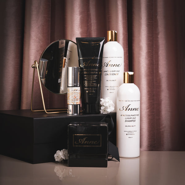 Anna - Luxury Sulphate Free Oud Gift Set