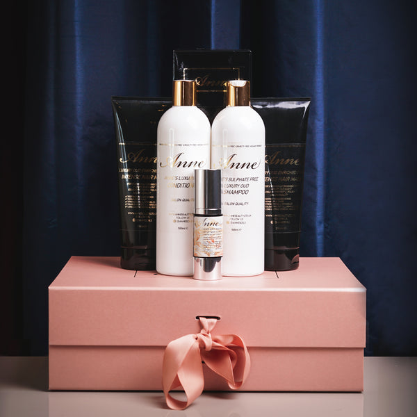 Ariana - Luxury Sulphate Free Oud Gift Set