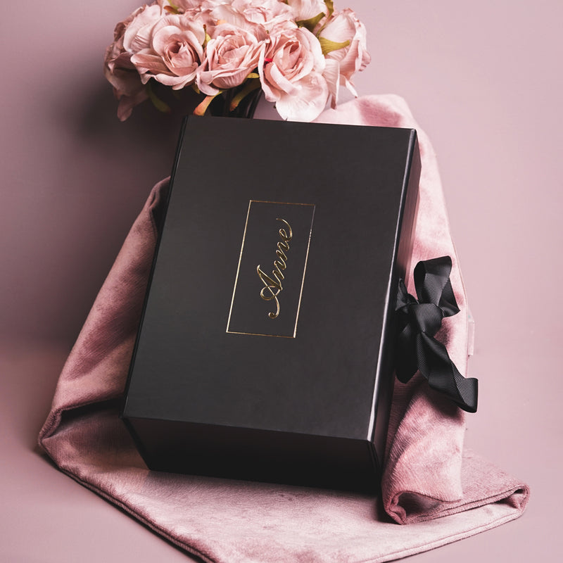 Zahra - Luxury Rose & Oud Gift Set