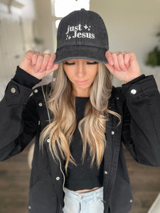 JUST JESUS HAT