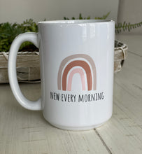 Load image into Gallery viewer, NEW EVERY MORNING MUG