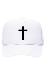 Load image into Gallery viewer, THE CROSS TRUCKER SNAPBACK