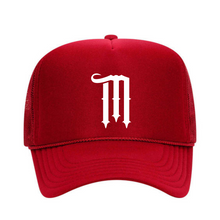 Load image into Gallery viewer, MARKD TRUCKER SNAPBACK