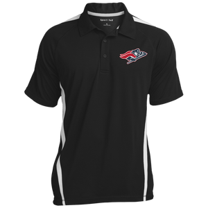 Patriot Men's Colorblock 3-Button Polo