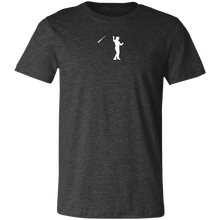 Load image into Gallery viewer, Bush League Bat Flip Tee Jersey Short-Sleeve T-Shirt