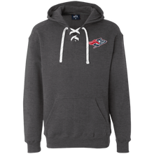 Load image into Gallery viewer, Patriot Heavyweight Sport Lace Hoodie