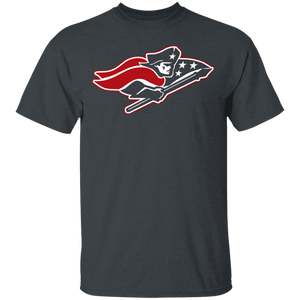 Patriots Logo (red) Special Tee