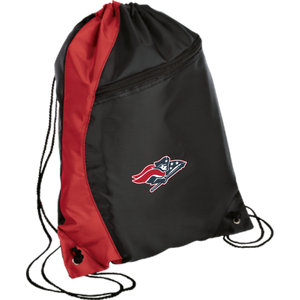 Patriot Colorblock Cinch Pack