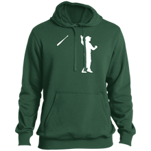 Load image into Gallery viewer, Bush League Bat Flip Pullover Hoodie