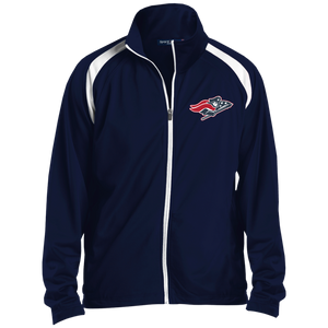 Patriot Men's Raglan Sleeve Warmup Jacket