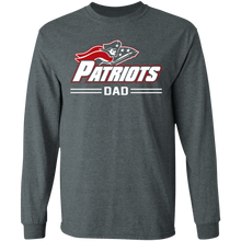Load image into Gallery viewer, Patriots Dad Special LS Ultra Cotton T-Shirt
