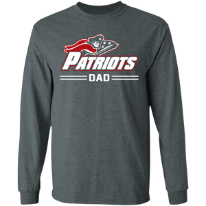 Patriots Dad Special LS Ultra Cotton T-Shirt