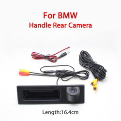 CCD HD Car Rear View Camera For BMW F20 F30 F36 F48 E60 E90 E70 E71 E84 Series 3 5 X3 X1 Special Rear View Reversing Parking Camera