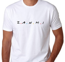 Load image into Gallery viewer, Zanmi T-shirt (White)