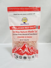 Load image into Gallery viewer, Zen Spice Himalayan Red Salt